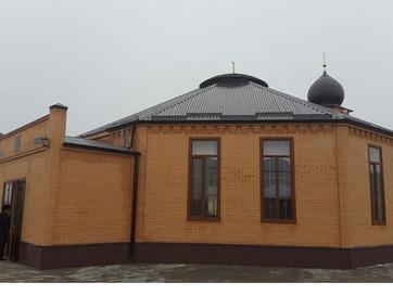 В Гудермесе построена мечеть имени Салмана Яхиханова