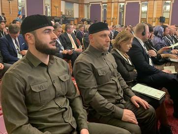 В городе Загреб проходит конференция: «Человеческое братство во благо укрепления мира»