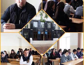 Студентам рассказали о благом нраве Пророка (мир ему и благословение)