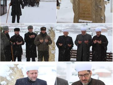 Научная  делегацией из Сирийской Арабской Республики в Чечне