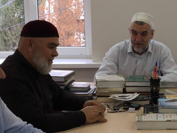 Обмен опытом с коллегами из Дагестана