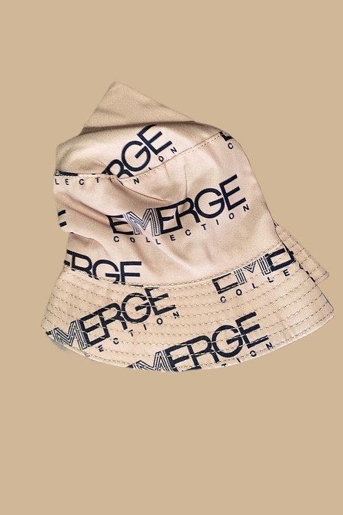 Emerge Bucket Hat (Nude)