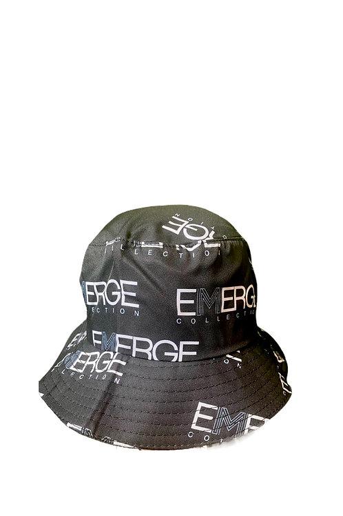 Emerge Bucket Hat (Black)