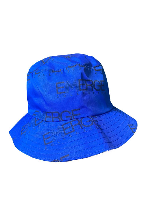 Emerge Bucket Hat (Royal Blue)
