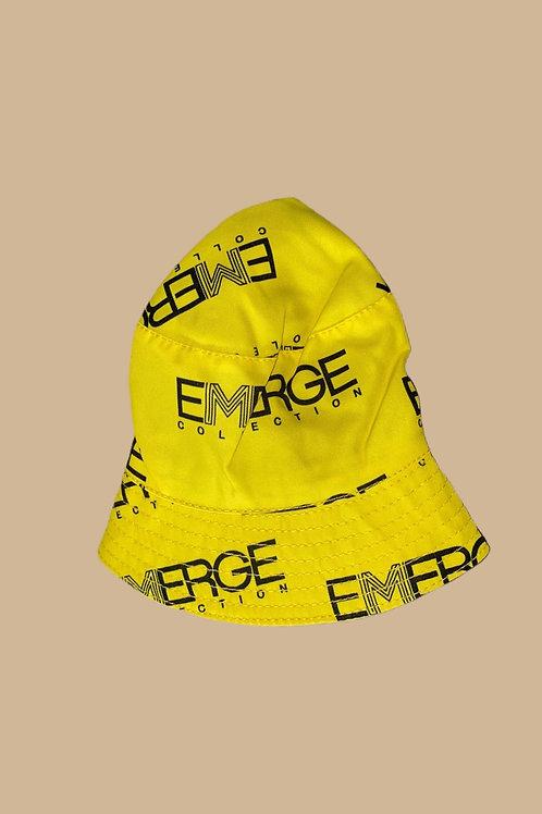 Emerge Bucket Hat (Yellow)