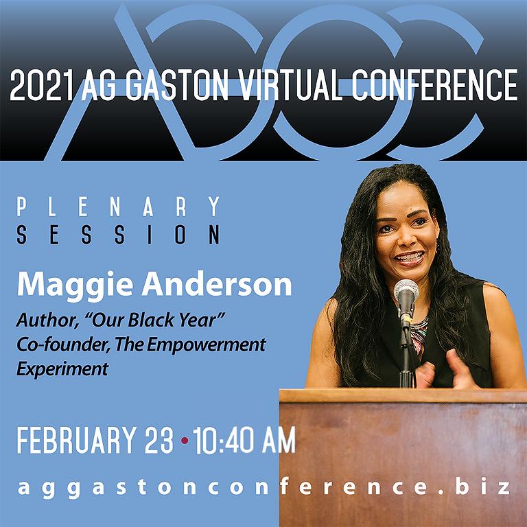 2021 AG Gaston Conference