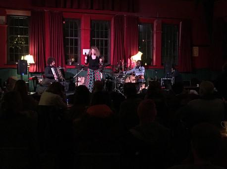 ELDAT Trio at The Union Chapell, London