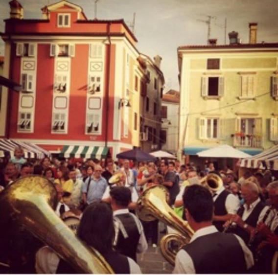 My Jazz Vocal summer course in Izola, (s