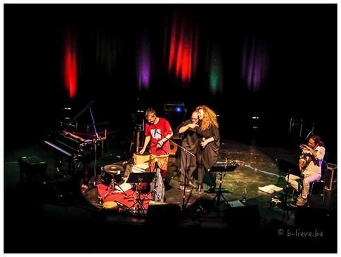 Live at Sligo Jazz Festival