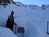 expedicao curso montanhismo invernal tecnicas gelo