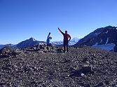 expedicao trekking cerro plomo e leonera
