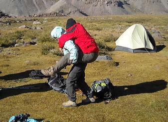 cursos de montanhismo