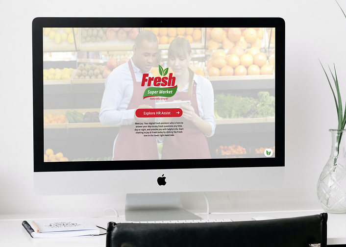 Fresh Supermarket: HR Assist