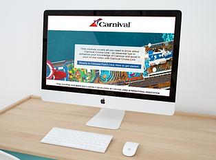 Articulate Storyline - Carnival Cruise L
