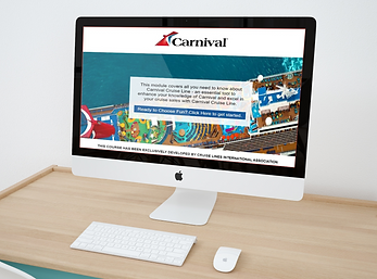 Articulate Storyline - Carnival Cruise L