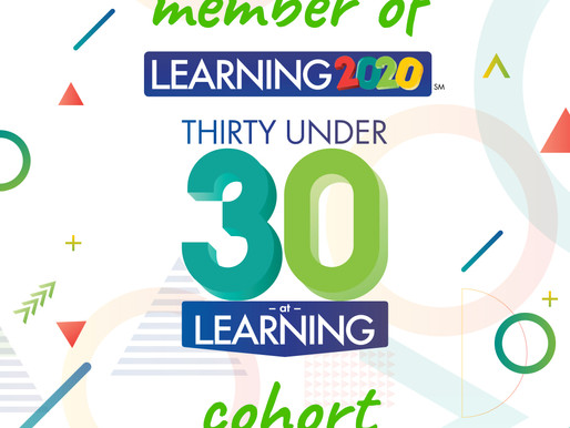 Learning 30 under 30