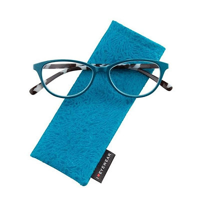 Rachel Eye Candy Readers - Teal.