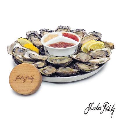 Shucker Paddy® SS Oyster Tray