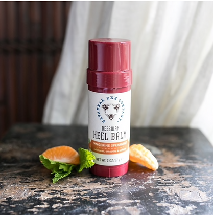 Heel Balm, Tangerine Spearmint - By Savannah Bee