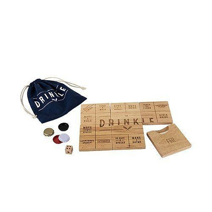 Drinkle Beer Drinking Board Game by Foster & Rye™