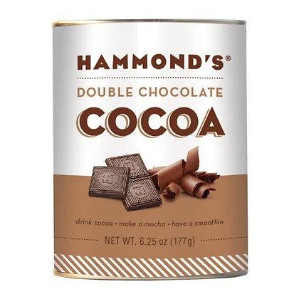 Hammond's Candies – Double Chocolate Cocoa