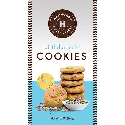 Hammond's Candies – Birthday Cake Cookies