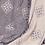 """Thumbnail: Torino Throw Blanket 55"""" x 75""""; 140* 190 cm"""