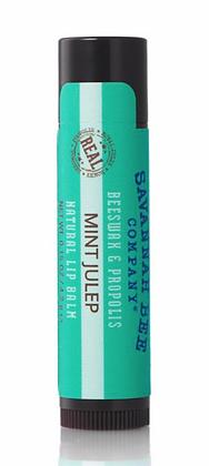 Lip Balm, Mint Julep - By Savannah Bee