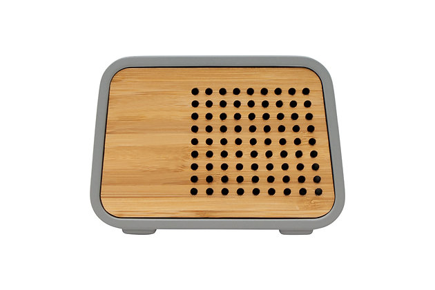 Temblor™ Speaker + Wireless Charger