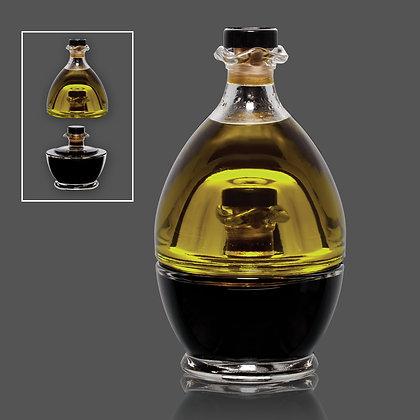 Romeo & Guilietta Oil & Vinegar (Round)