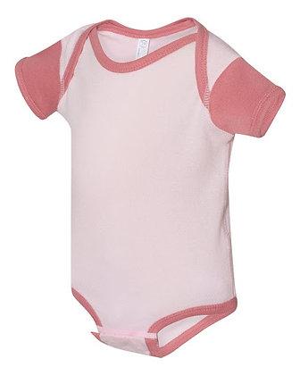 Rabbit Skins - Infant Baby Rib Bodysuit