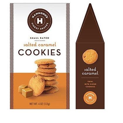 Hammond's Candies – Salted Caramel Cookies