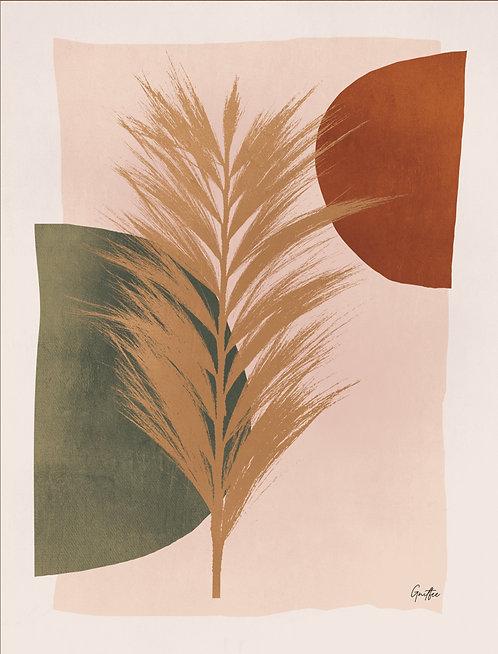 Wavy palm