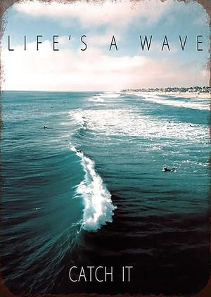 Life s a wave