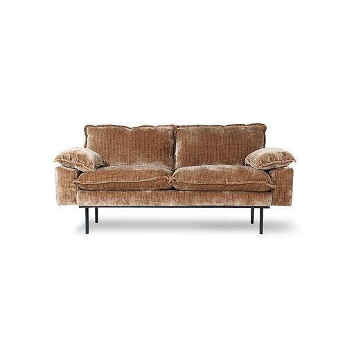 Retro sofa 2 seats HKliving