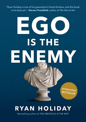Ego is the Enemy ( HB )