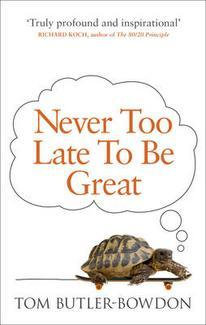 Never Too Late To Be Great: The Power of Thinking Long