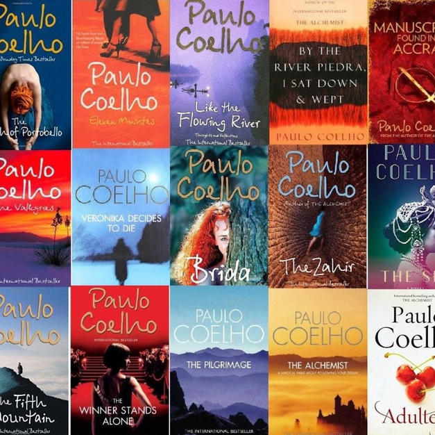 Paulo Coelho Top Collection
