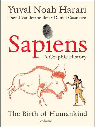 Sapiens: A Graphic History ( HB )