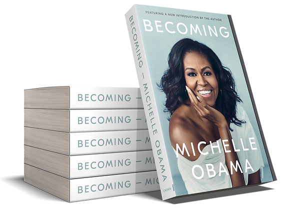 Becoming ( Softcover New Edition )