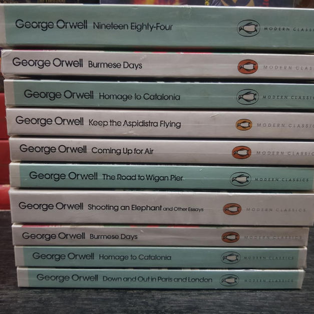 George Orwell Major Collection