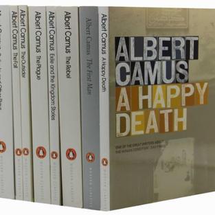 Albert Camus Major Collection