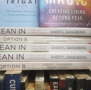Sheryl Sandberg Major Collection
