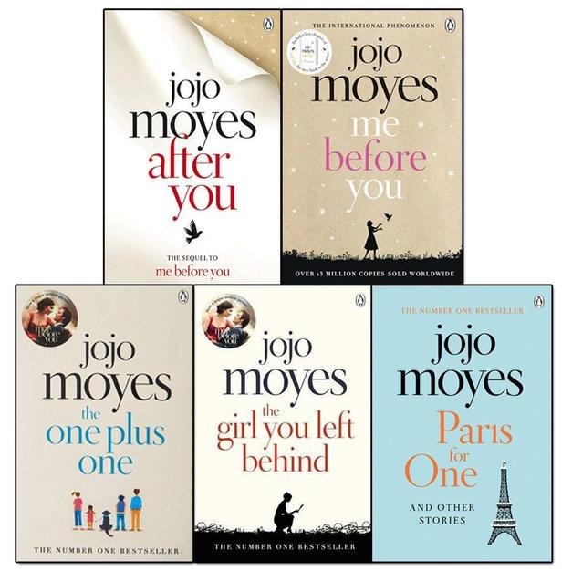 Jojo Moyes Top Collection