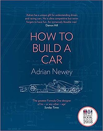 How to Build a Car(Hardcover)