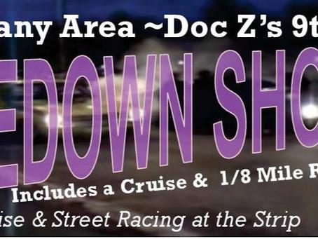 Doc Z's Albany Shakedown Shootout Report
