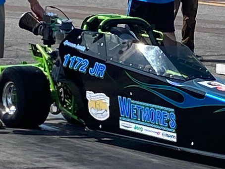 Young Drivers Invade the Valley of Speed this Week with the NHRA NE Division JDRL Championship
