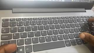 Teclado Notebook desconfigurado? Saiba como arrumar