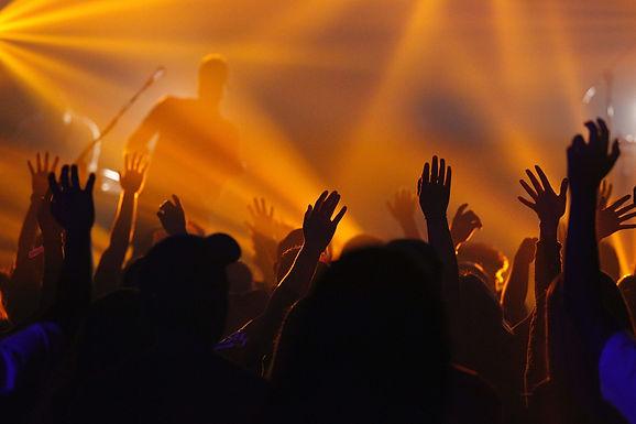 Crie um site para o seu grupo de música