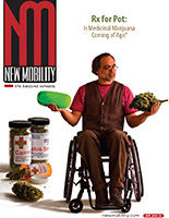 Disability magazine articles by Mark Mathew Braunstein